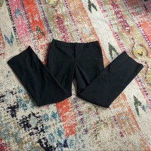 NWOT Banana Republic Black Dress Pants Martin Fit